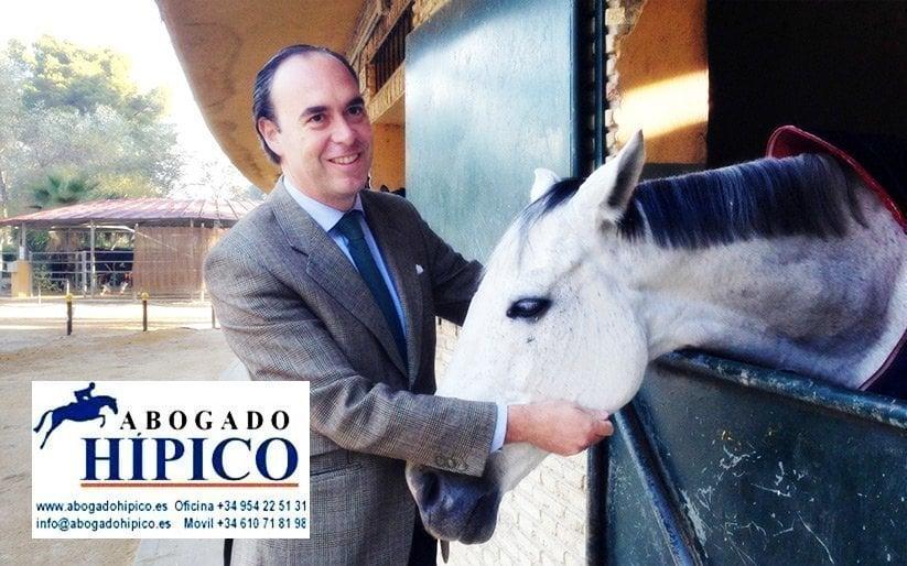 abogado hípico Fernando Acedo Lluch